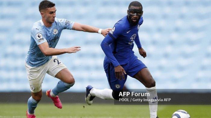 FINAL Liga Champions Man City vs Chelsea, Kata Rudiger Jelang Laga Pamungkas