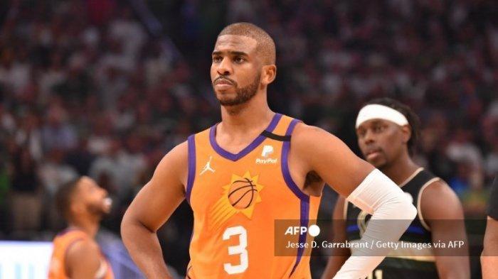 Hasil Final NBA 2021 Suns vs Bucks, Phoenix Suns Gagal Juara