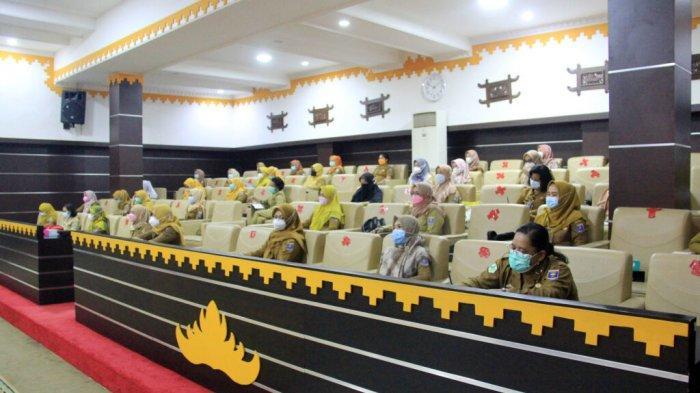 Wahdi Minta PKK Metro Jadi Ujung Tombak Pemberdayaan Kampung Tangguh Nusantara
