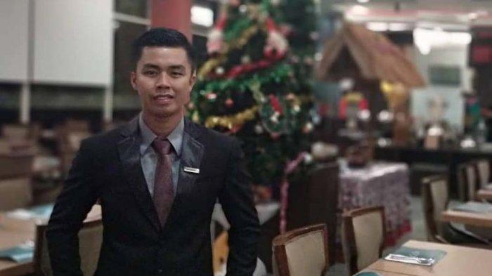 Food and Beverage Supervisor Aston Lampung Hobi Makan Capcay dan Tom Yum