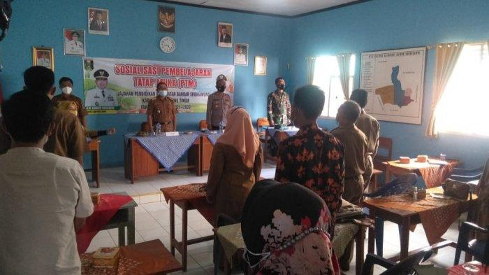 Zona Merah, Disdik Lampung Utara Larang Belajar Tatap Muka