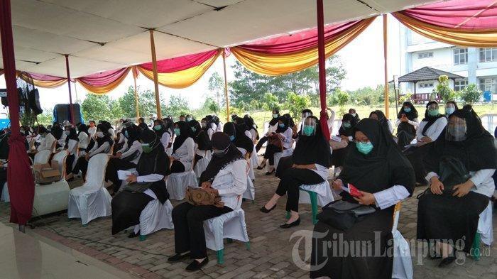 Formasi CPNS Lampung 2021, Pemkab Lampung Tengah Terima Kuota 3.528