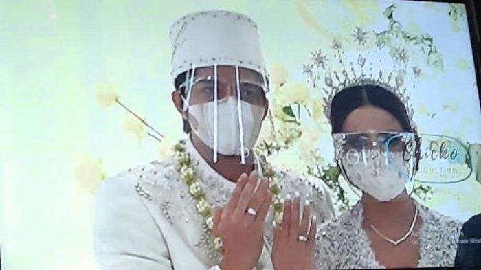 Atta Halilintar Tunjukkan Kado Pernikahan dari Iriana Jokowi