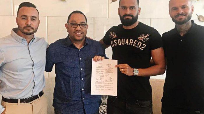 Direktur Teknik Perseru Badak Lampung FC Yakin Menang Lawan Persib Bandung