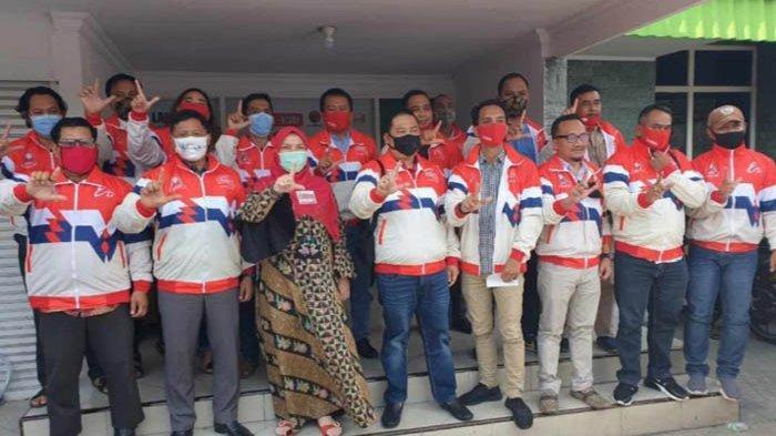 Eva-Rycko Dapat Dukungan Baru, Eva Dwiana Didukung Gelora dan Hanura, Rycko Menoza Garuda dan PBB