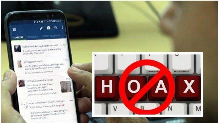 893 Akun Penyebar Hoaks Diblokir Kemenkominfo, 6 dari Lampung