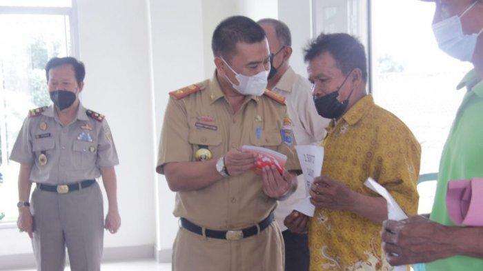 Ganti Rugi Pelebaran Jalan Cendrawasih, Sekkot Metro: Pembayaran Lewat Bank Lampung
