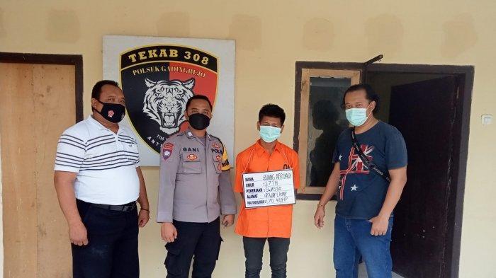 Gara-gara Antar Pulang Wanita Pelayan Kafe, Pemuda di Pringsewu Lampung Dikeroyok