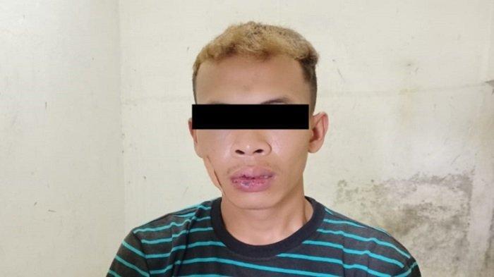 Gara-gara Kehabisan Bensin, Pemuda di Lampung Tengah Curi Uang Kotak Amal