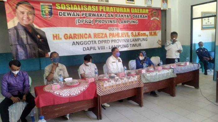 Anggota DPRD Lampung Harap UMKM Lamtim Terus Tumbuh di Masa Pandemi