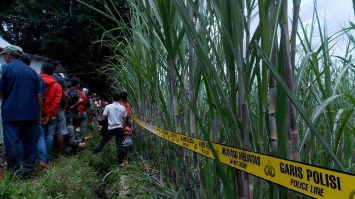 Heboh Mayat di Malang: Awalnya Dikira Ular, Saat Dibersihkan Ternyata Ada Kakinya