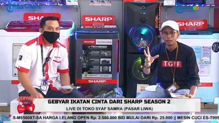Gebyar Ikatan Cinta dari Sharp Season 2 di Lampung Barat Sukses