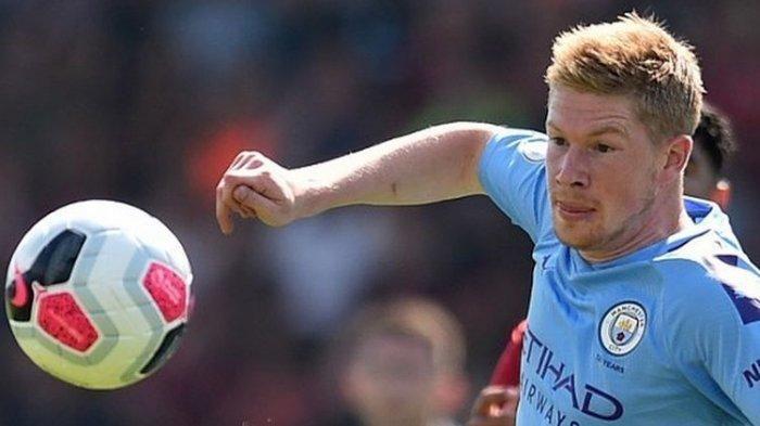 Liga Inggris Kevin De Bruyne Tandatangani Kontrak Baru dengan Man City, Per Pekan Digaji Rp 6 Miliar