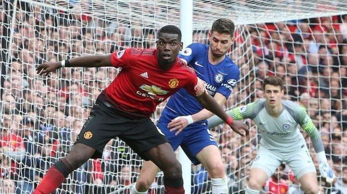 Hasil Lengkap Liga Inggris hingga Senin 29 April 2019 - Man United Menuju Titik Terendah