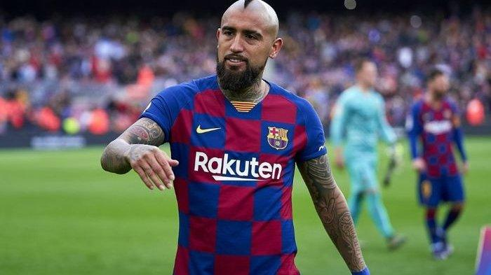 Mau Arturo Vidal, Inter Harus Rogoh Kocek Rp 310 Miliar