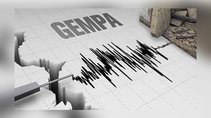 Gempa di Lampung, Gempa Magnitudo 5.5 Guncang Pesisir Barat