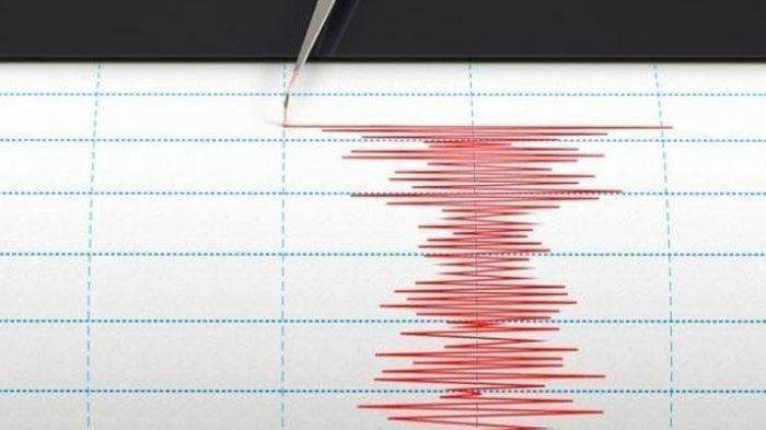 BMKG Lampung Sebut Gempa Bumi di Tanggamus Berkekuatan Magnitudo 5,3