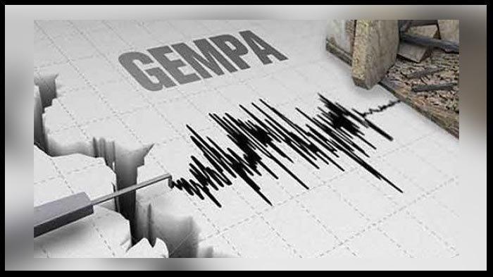 Gempa Melanda Tanggamus Lampung Berkekuatan 5,5 Magnitudo