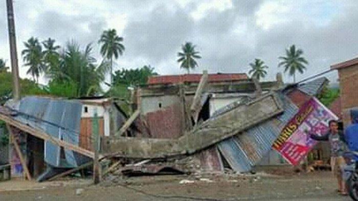 Gempa Bumi Guncang Majene Sulawesi Barat, Dipicu Getaran Mamuju Thrust