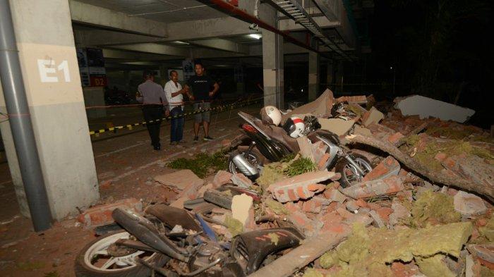 Gempa Lombok 7 SR, Ini 10 Gempa Terdahsyat Sepanjang Sejarah dengan Ribuan Korban Jiwa