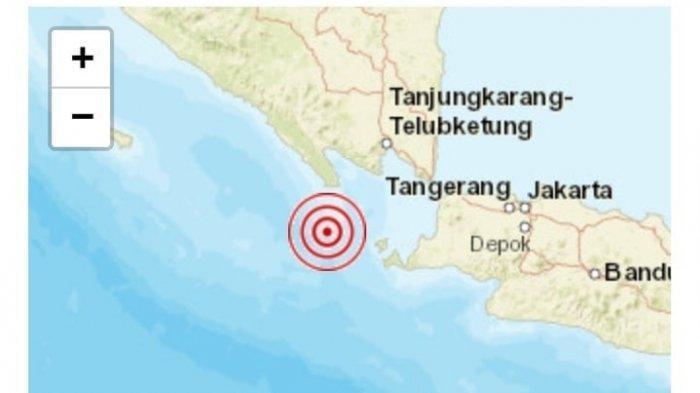 Karyawan di Bandar Lampung Berhamburan Keluar Kantor Akibat Gempa di Tanggamus Lampung
