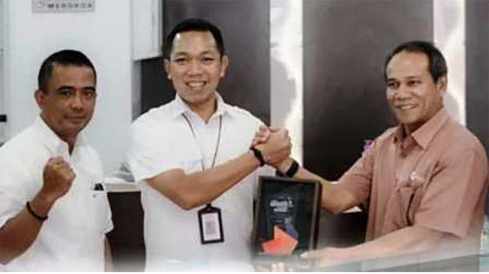 GM IPC Panjang Terima Kunjungan DGM Pelindo 1 Dumai