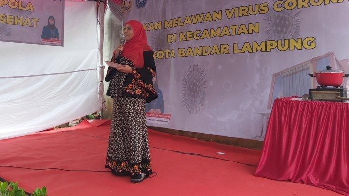Eva Dwiana: Pencegahan Virus Corona Dimulai dari Keluarga