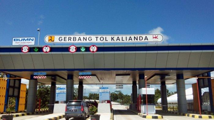 Umar Ahmad Usul Ganti Nama Gerbang Tol Km 184