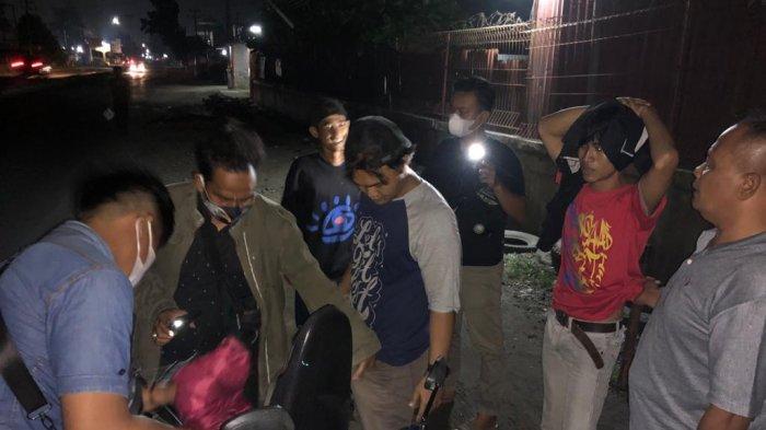 Berantas Pungli dan Premanisme di Pelabuhan, Kapolres Lamsel Lakukan KRYD