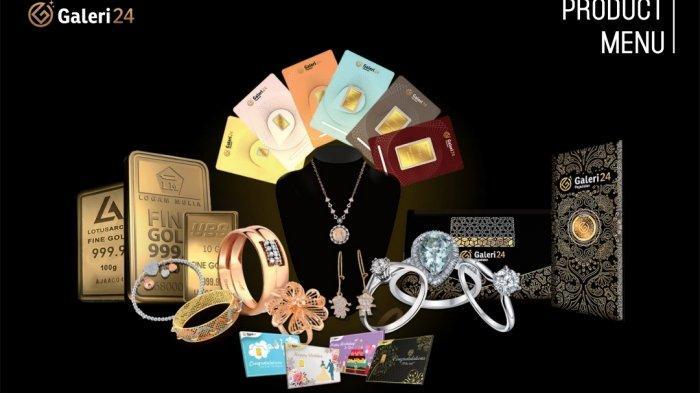 Galeri 24 Sediakan Emas untuk Hadiah Pernikahan, Harga Mulai Rp 536 Ribu