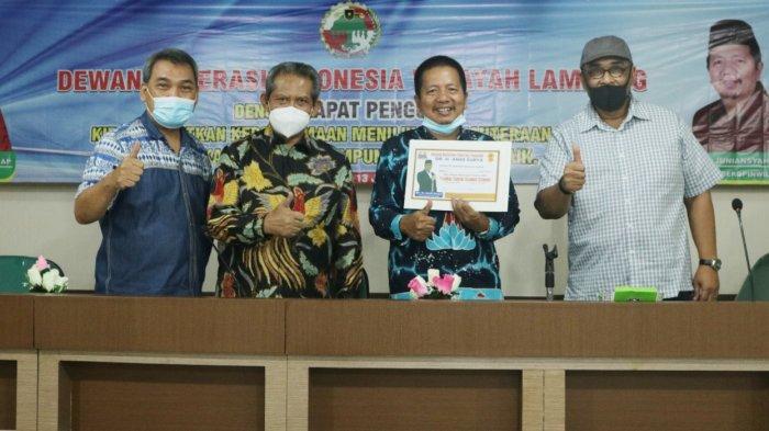 Global Surya Islamic School Gandeng Dekopin Lampung Salurkan Beasiswa Hingga Rp 13 Juta