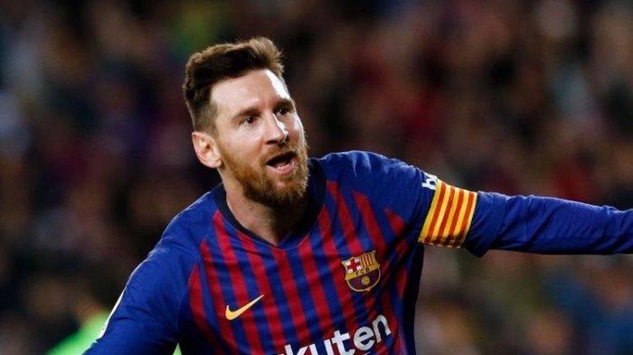 Masih Terlibat Konflik denganErikAbidal, Lionel Messi Masih Bertahan di Barca Tolak Man City