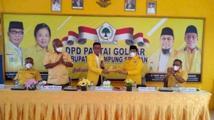 Imbas PPKM Darurat, DPD II Golkar Lampung Selatan Tunda Musdalub