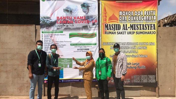 Grab Perkuat Langkah untuk Memerangi Covid-19 di Lampung Melalui Gerakan #KitaVSCorona
