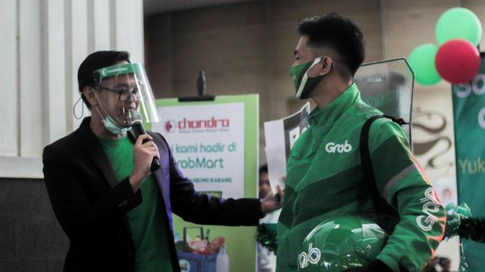 Mudahkan Belanja Harian, Grab Kerja Sama dengan Chandra melalui GrabMart