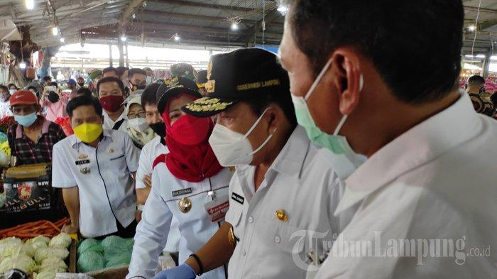 Gubernur Arinal Djunaidi Tolak Traktiran Gula Merah, Pilih Bayar Pakai Uang Sendiri