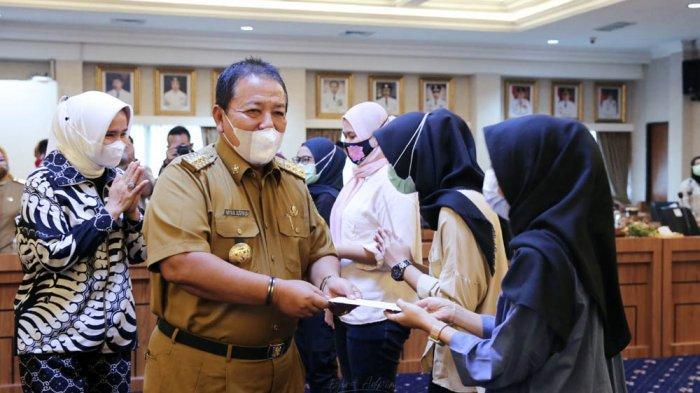 Gubernur Arinal Lepas Kontingen Lampung Ikuti Lomba Byarr Indonesia di Jakarta