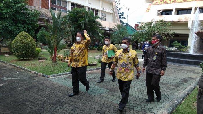 Gubernur Arinal Minta Calon Kepala Daerah Terapkan Protokol Kesehatan