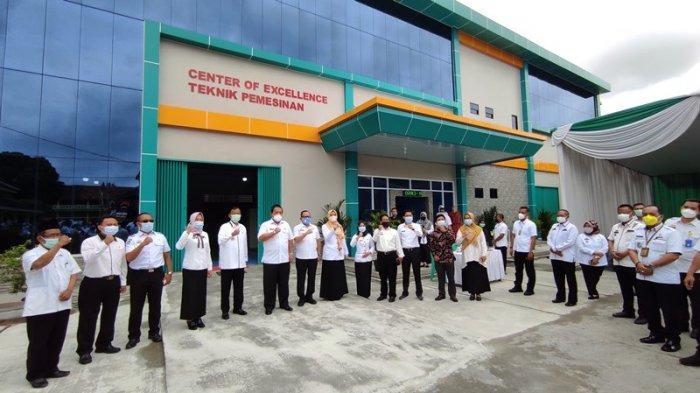 Gubernur Arinal Minta Guru SMK di Metro Wujudkan Sekolah Berbasis Center of Exelance