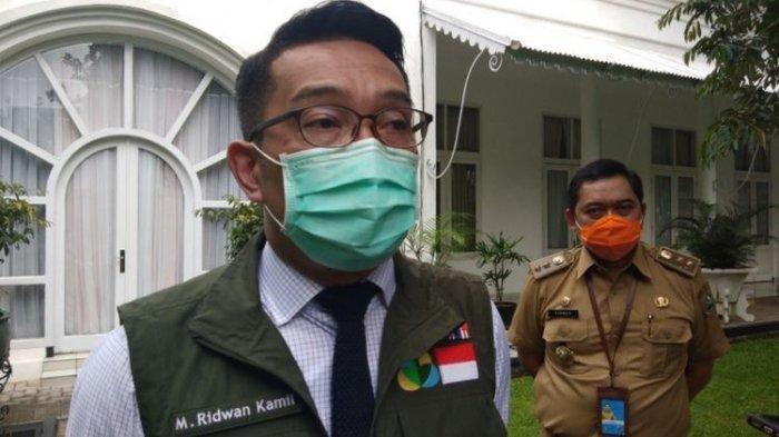 Dalam 2 Hari Corona Bertambah Hampir 1000 Kasus, Ridwan Kamil: Tidak Tahan Belanja Baju Baru