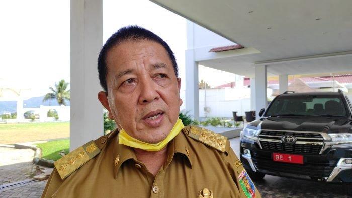 Gubernur Arinal Berharap Tribun Lampung Jadi Media Penyampai Informasi Pembangunan