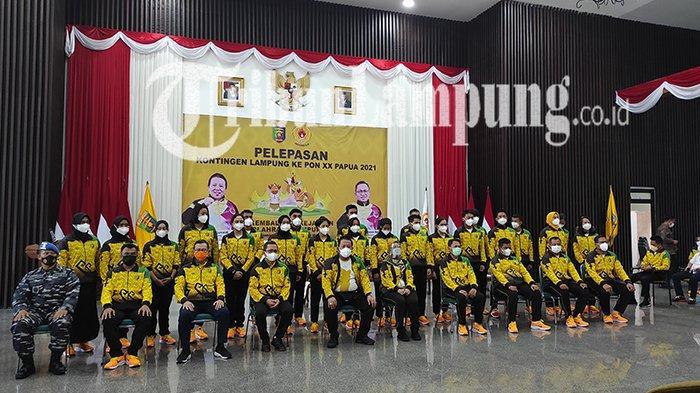 Lampung Capai Peringkat 10 Besar di PON Papua 2021, Melampaui Prestasi PON Jabar