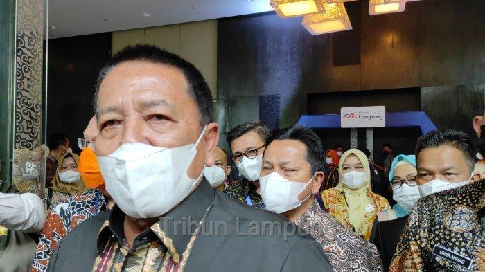 Gubernur Arinal Tunggu Investor Bangkitkan Bank Lampung