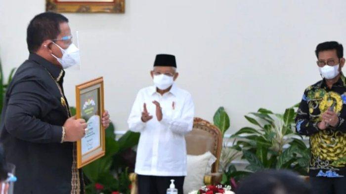 Pemprov Lampung Optimistis Produksi Padi Terus Meningkat