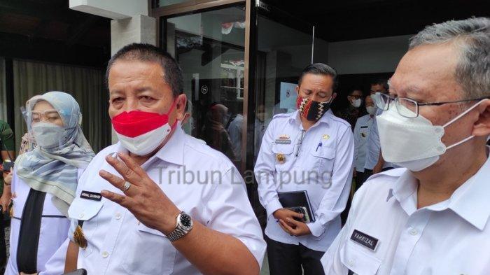 Gubernur Arinal Akan Tutup Perusahaan Jika Terbukti Cemari Lautan Lampung