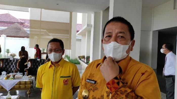 Gubernur Lampung Arinal Yakin Sport Center di Kotabaru Akan Lahirkan Banyak Prestasi