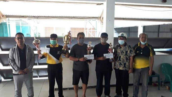Tundukkan Bandar Lampung di Final, Lampung Tengah Juara Gubernur Lampung Cup II 2020