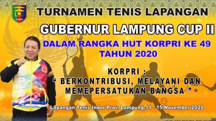 Gubernur Lampung Cup II Diikuti 18 Tim, Bank Lampung Unggulan Pertama