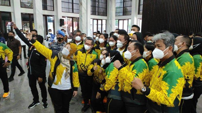 Gubernur Lampung Minta Kepala Kejaksaan Tinggi Teruskan Periksa KONI
