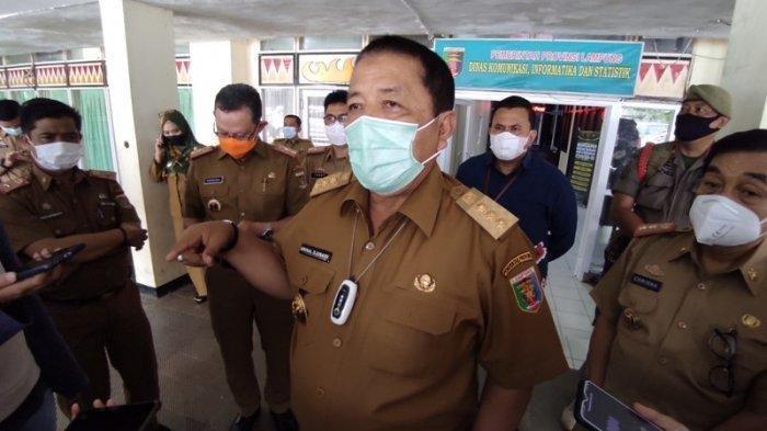 Gubernur Lampung: Mudik Kena Sanksi Disiplin, Bupati dan Wali Kota Juga Larang ASN dan Warga Mudik
